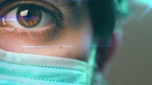 Doctor Brown Eye
