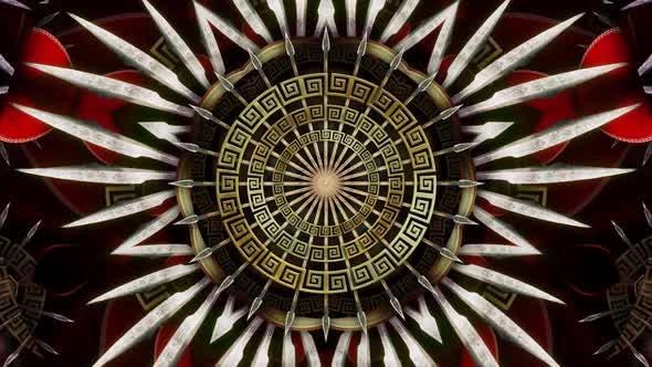 Spartan Kaleidoscope