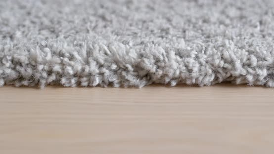 Cover Image for Grey carpet on the floor at home