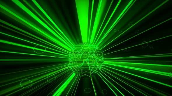 Disco Laser Star
