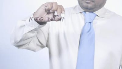 Indian Businessman Writes Made In China