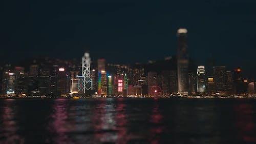 City Light night