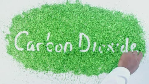 Green Writing   Carbon Dioxide