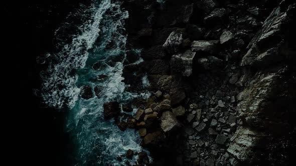 Thumbnail for Seashore Se Waves at Night