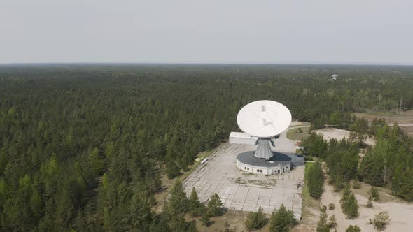 Thumbnail for Radio Satellite Dome