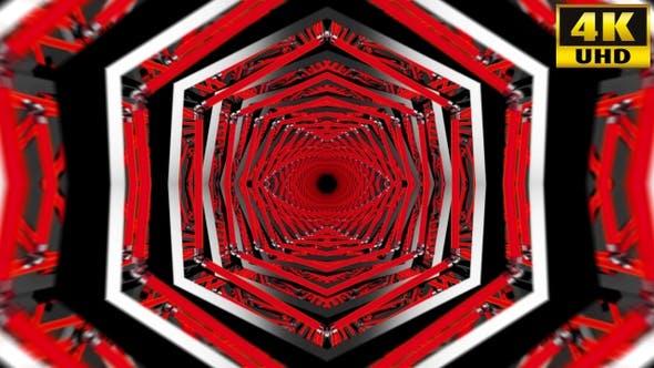 Thumbnail for Kaleidoscope Vj Loops Pack V81