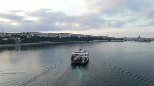 Passage Boat Istanbul