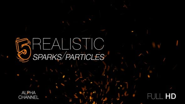 Thumbnail for Fire Particles