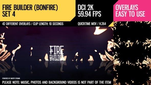 Cover Image for Fire Builder (Bonfire HD Set 4)