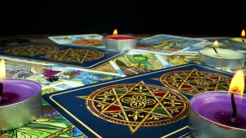 Spiritual Fortune Reading Tarot Cards 8