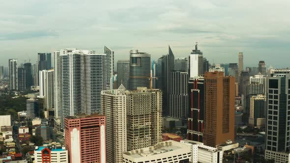 Thumbnail for Manila, the Capital of the Philippines, Aerial View