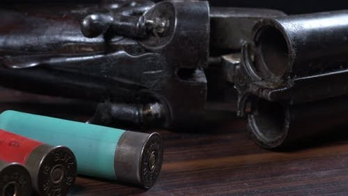 Old Style Rifles And Bullets 11