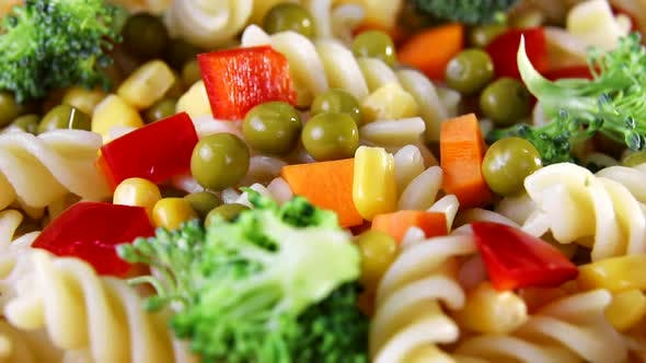 Thumbnail for Spiral Pasta with Vegetables