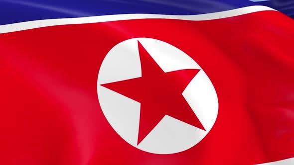 Thumbnail for North Korea Flag