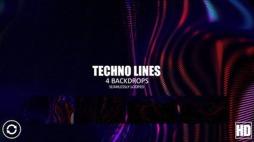 Techno Lines
