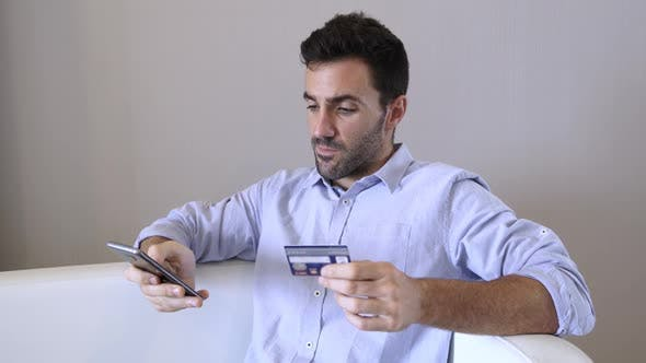 Thumbnail for Shopping Online With Cell Phone