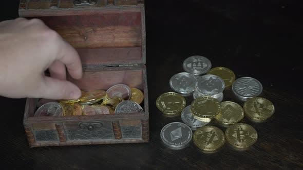 Bitcoin in the Treasure Chest