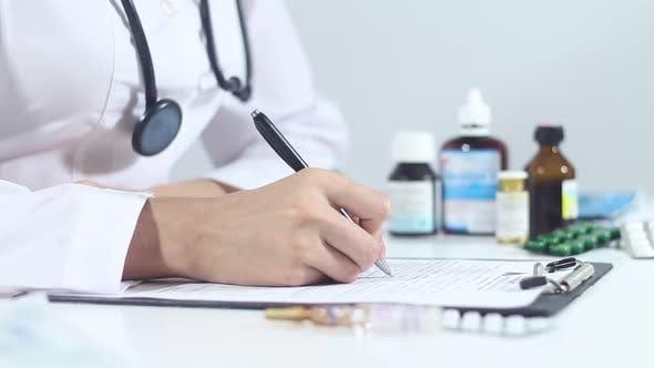Doctor Writes