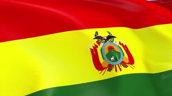 Thumbnail for Bolivia Flag
