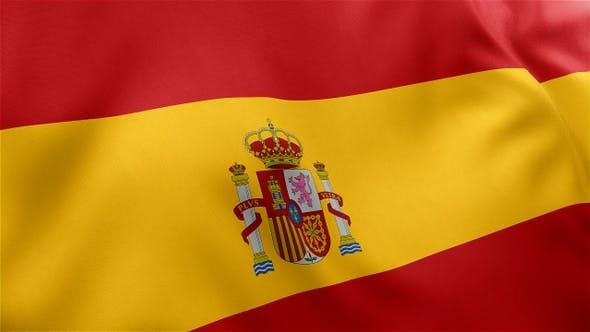 Thumbnail for Flag of Spain