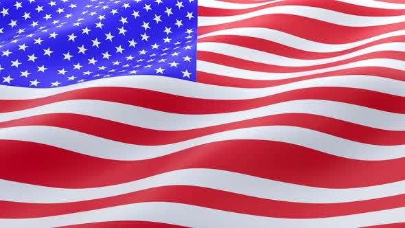 Thumbnail for National flag of America