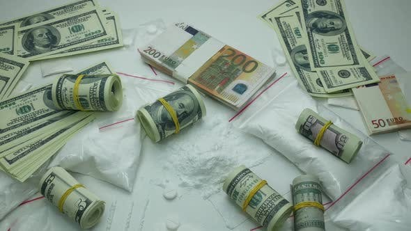 Thumbnail for Criminal Financial Profit Of The Drug Cartel From The Sale Of Cocaine