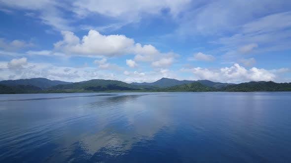 Thumbnail for Leaving Bahia de Paquera from the Puntarenas-Paquera ferry