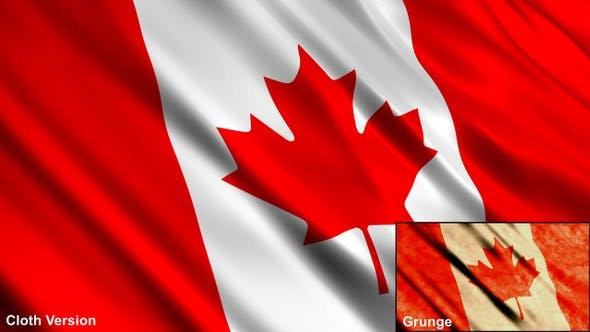 Thumbnail for Canada Flags