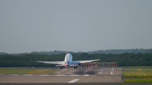 Thumbnail for Airplane Departure From Dusseldorf