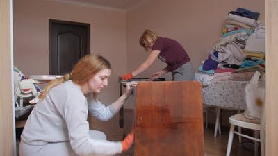 Women Grind Furniture