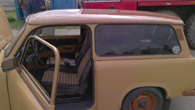 Retro Car Body