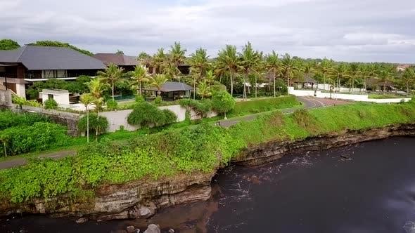 Thumbnail for Aerial View of Bali Coastline
