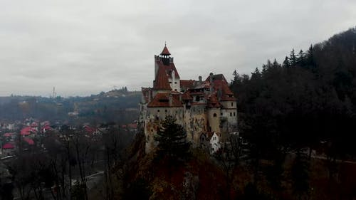 Bran'dracula' Castle Transilvania, Romania