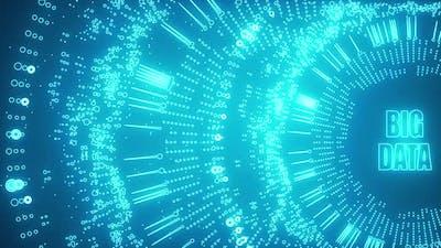 Big Data Future Of Technology Animation