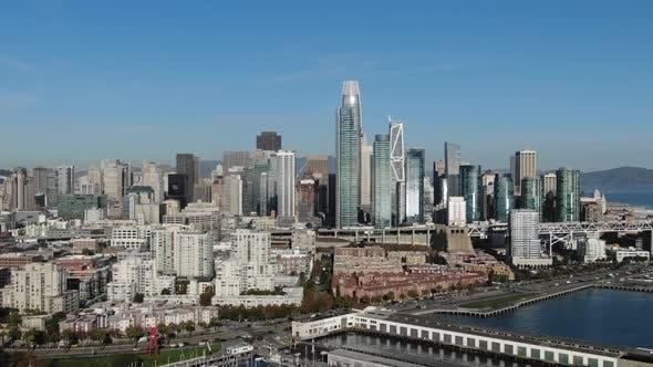 San Francisco Marina