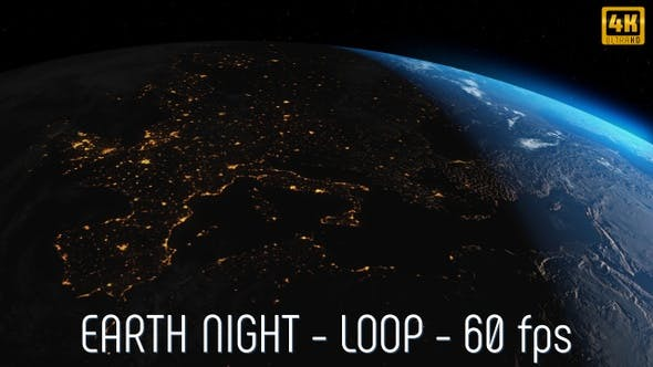 Thumbnail for Earth Night