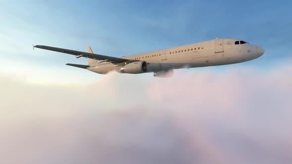 Thumbnail for Passenger Airliner