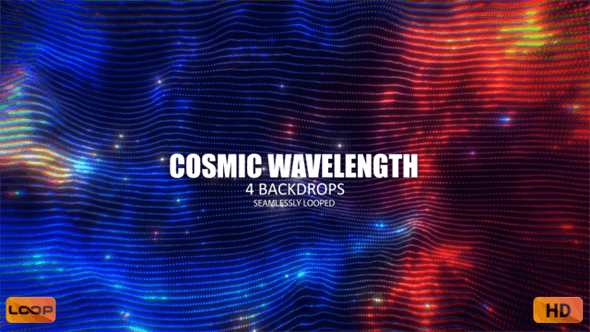 Thumbnail for Cosmic Wavelength HD