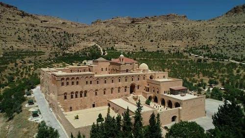 Monastery Mardin Turkey