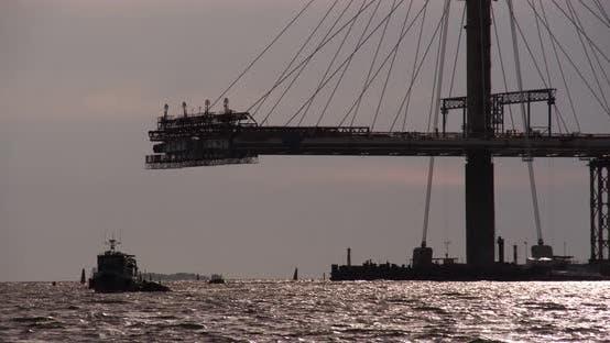 Thumbnail for Construction Of A Bridge Across The Strait