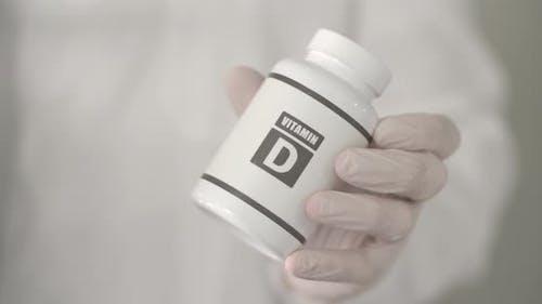 A Box Of Vitamin D