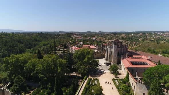 Thumbnail for Convent of Christ in Tomar, Portugal