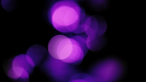 Thumbnail for Abstract Bokeh Blurred Pink Background. Art Pink