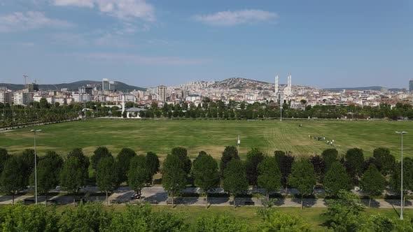 Thumbnail for Urban Park Istanbul