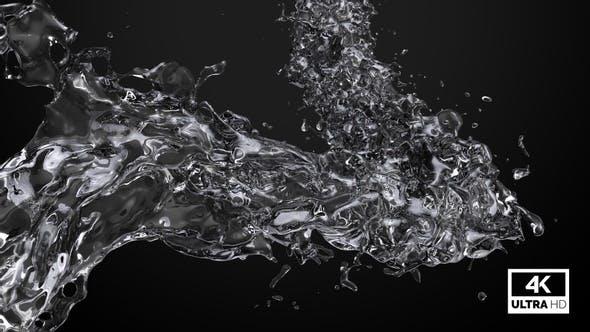 Twisted Pure Water Splash V1