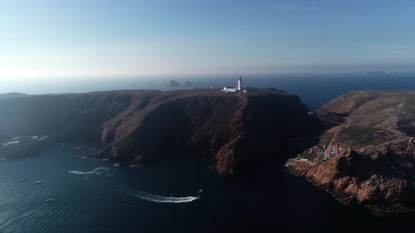 Thumbnail for Berlengas Island Aerial View, Portugal