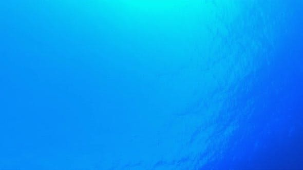 Thumbnail for Underwater Sea Blue Water Waves