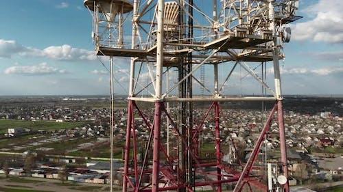 Soviet Era TV Tower