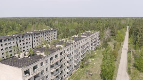 Buildings of Chernobyl During Day Time