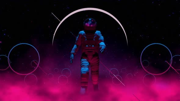 Thumbnail for Astronaut Loop